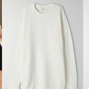 Aritzia Wilfred Riesling Sweater